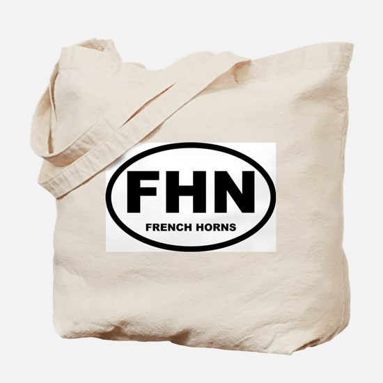 French Horns! Tote Bag