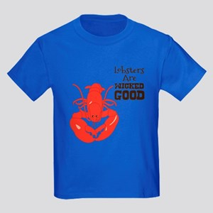 Lobsters Are WICKED GOOD T-Shirt