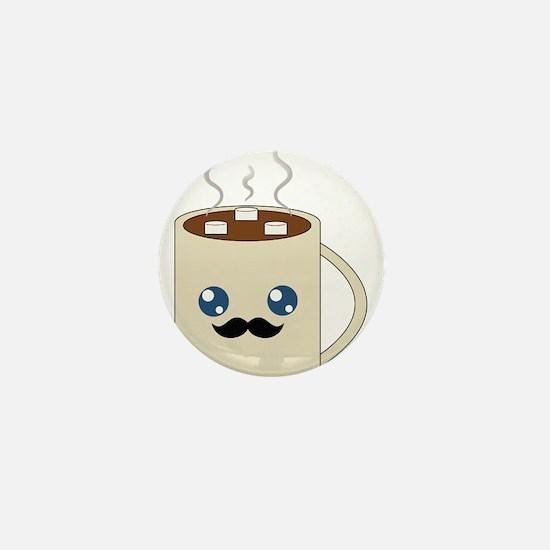 Classy Cocoa Mini Button