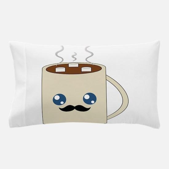 Classy Cocoa Pillow Case