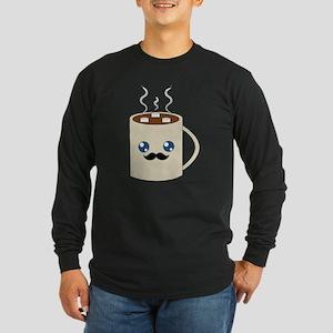Classy Cocoa Long Sleeve T-Shirt