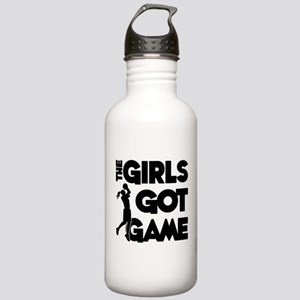 GOT GAME, B-BALL Stainless Water Bottle 1.0L