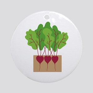 Beets Ornament (Round)