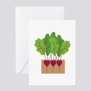 Beets Greeting Cards