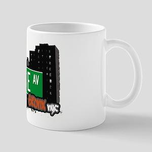 Vyse Av, Bronx, NYC  Mug