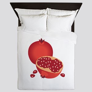 Pomegranate Queen Duvet