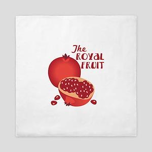 The ROYAL FRUIT Queen Duvet