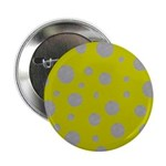 Toksie Turbie Gold and Silver Polka Dots 2.25