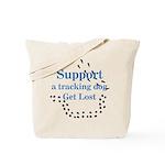 Tracking Tote Bag