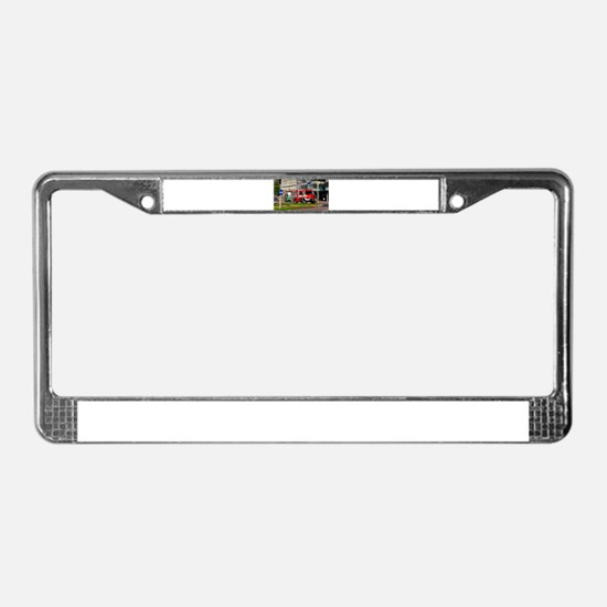 Clearance Truck License Plate Frame