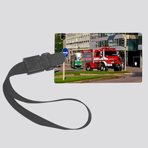 Clearance Truck Luggage Tag