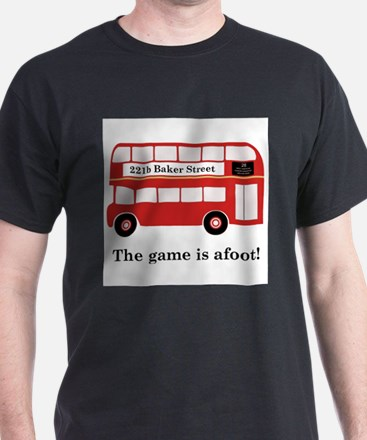 Game Is Afoot T-Shirt