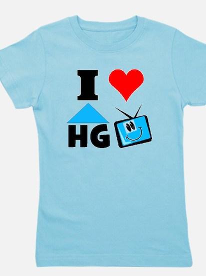 I Love HGTV Girl's Tee