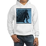Bigfoot Satsquatch Yeti Hooded Sweatshirt
