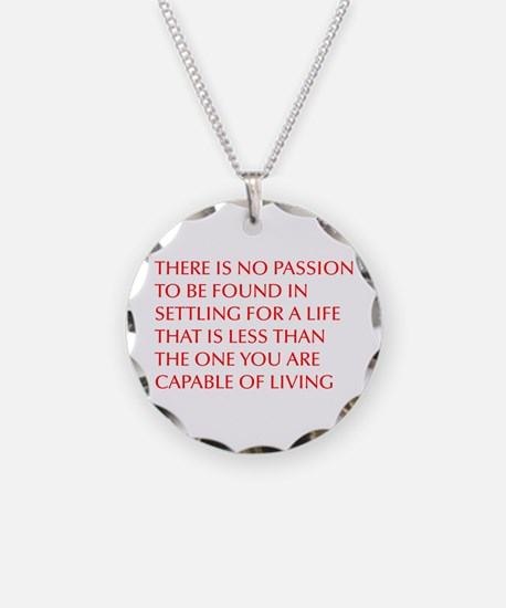 there-is-no-passion Necklace