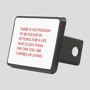 there-is-no-passion Hitch Cover