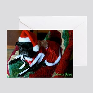 Princess Daisy Christmas Greeting Cards (Pk Of 20)