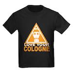 Love Your Cologne Kids Dark T-Shirt