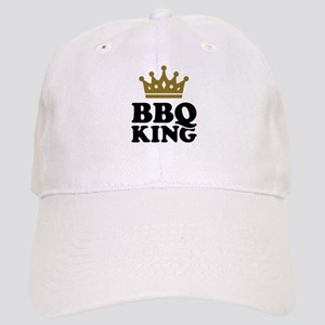 BBQ King crown Cap