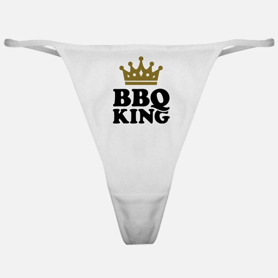 BBQ King crown Classic Thong
