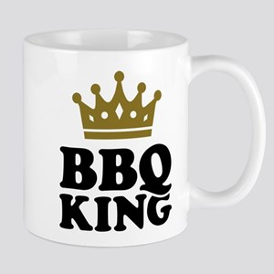 BBQ King crown Mug