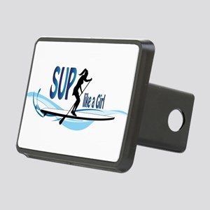 SUP like a Girl Hitch Cover