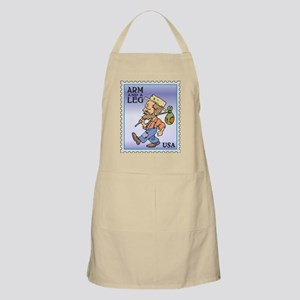 Arm And A Leg Bum Postage Increase BBQ Apron
