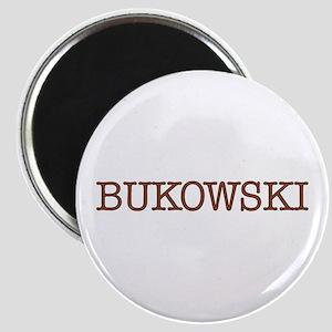Bukowski Magnet