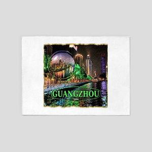 Guangzhou 5'x7'Area Rug