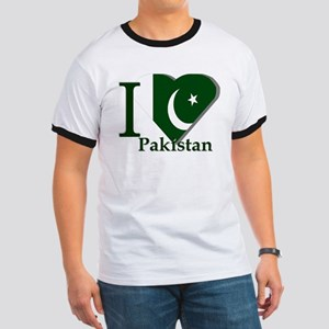I love Pakistan Ringer T