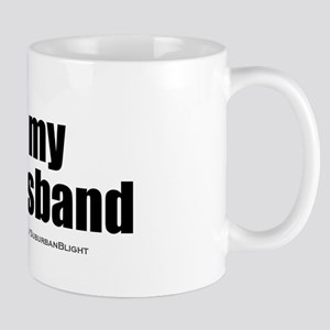 """I Love My Irie Husband"" Mug"