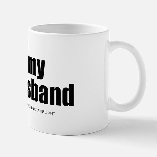 """""""I Love My Irie Husband"""" Mug"""