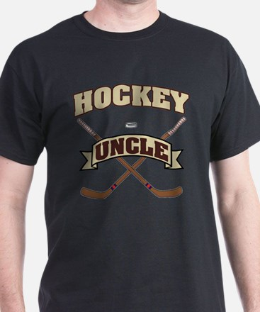 Hockey Uncle T-Shirt
