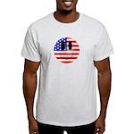 USA Smiley Light T-Shirt