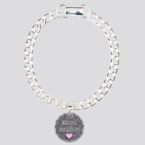 10th Wedding Anniversary Bracelet