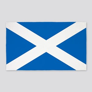 Team Scotland Saltire Area Rug