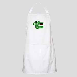 Burn Out/Fade Away-Neil Young Apron