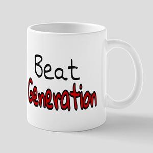 Beat Generation Mugs