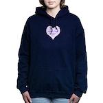 Warriors Pearl Women's Hooded Sweatshirt