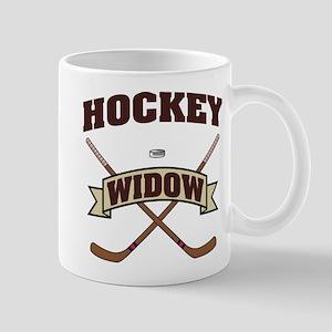 Hockey Widow Mug
