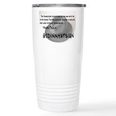 Johnny Atsign Travel Mug