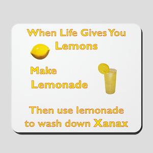 Lemonx Mousepad