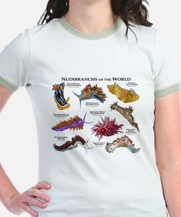 Nudibrachs of the World T