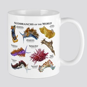 Nudibrachs of the World Mug