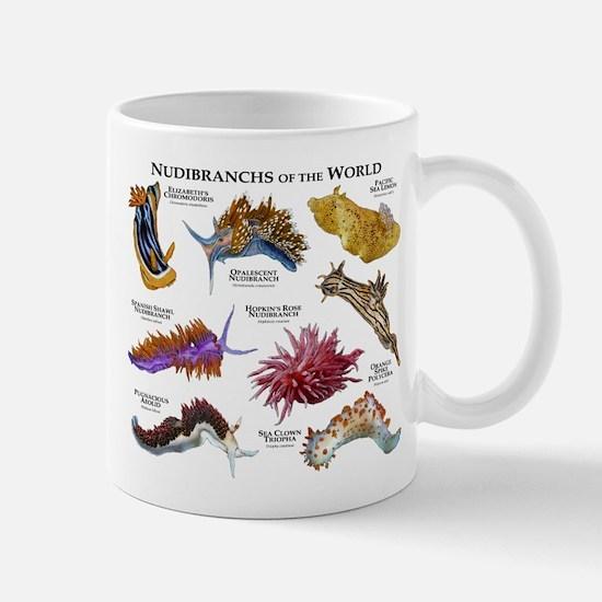 Nudibrachs of the World Mug