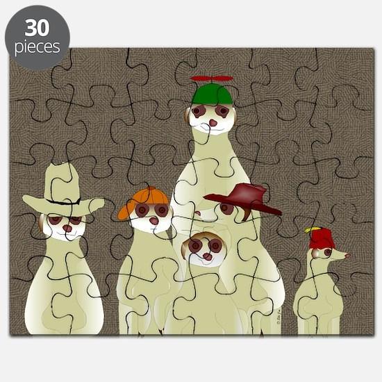Meerkats Puzzle
