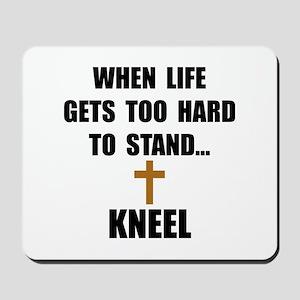 Kneel Mousepad