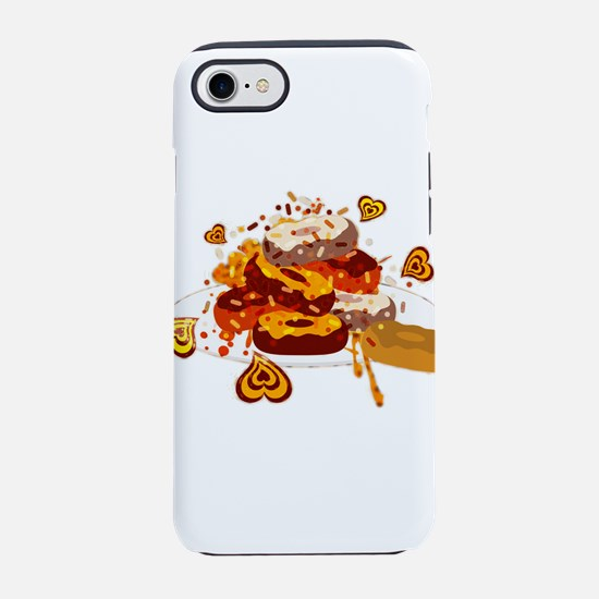 Yummy_Donut iPhone 7 Tough Case