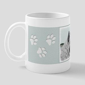 Norwegian Elkhound 11 oz Ceramic Mug