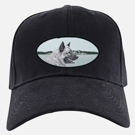 Norwegian Elkhound Baseball Hat